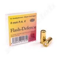 Nábojky štart. Wadie 9mm PA Flash-Defence