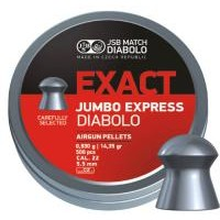 JSB Jumbo Exact Express 5,52mm 250ks