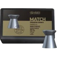 JSB Match Premium Series Middle 4,52mm 200ks